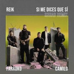 """REIK lanza junto a FARRUKO y CAMILO el remix de su nuevo hit """"SI ME DICES QUE SÍ"""""""