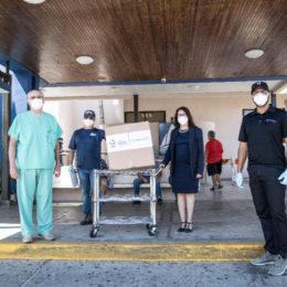 Puerto Rico y República Dominicana reciben equipos de protección