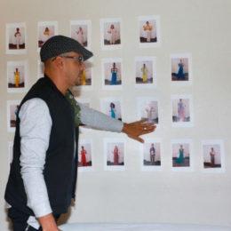 El diseñador puertorriqueño, Elier Aubret llega por primera vez al New York Fashion Week