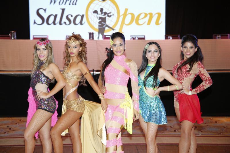 """Con excelente representación boricua comienza el """"World Salsa Open"""""""