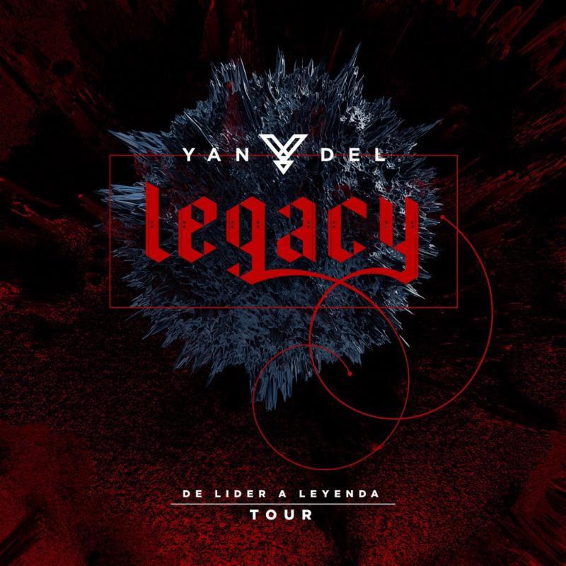 "Yandel ""Legacy"" De Lider a Leyenda Tour"