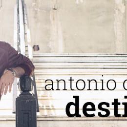 """ANTONIO OROZCO PRESENTA SU NUEVO MATERIAL DISCOGRÁFICO """"DESTINO"""""""
