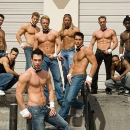 REGRESA Tony Valentine's Girls Night Out (Chippendales)