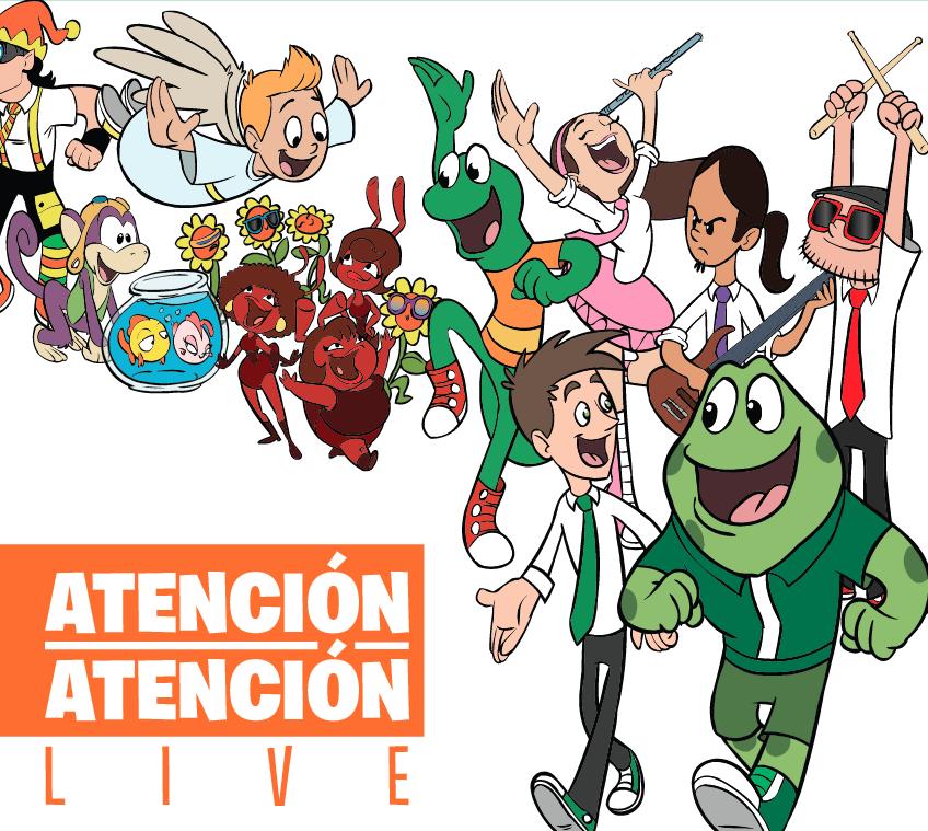 ATENCION ATENCION LIVE YA ESTA EN EL MERCADO