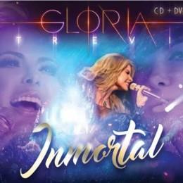 "GLORIA TREVI ESTRENA SU NUEVO CD/DVD ""INMORTAL"""