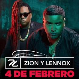 Zion y Lennox  Al Choliseo