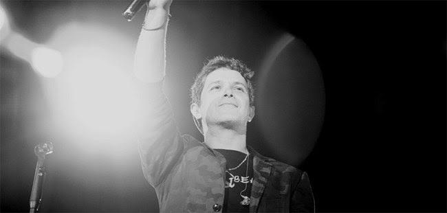 Alejandro Sanz ofrece un concierto mágico en República Dominicana