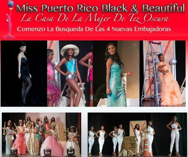 SE ANUNCIAN INSCRIPCIONES PARA CERTAMEN MISS PUERTO RICO BLACK & BEAUTIFUL