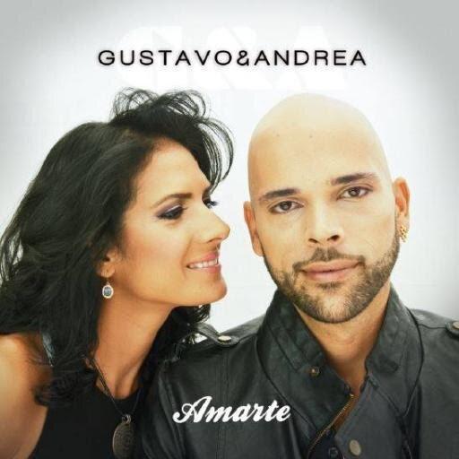 """Gustavo & Andrea debutan en las tiendas con """"Amarte"""""""